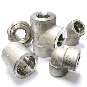 Figure 1 Forged Pipe Fittings
